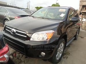Toyota RAV4 2008 3.5 Sport 4x4 Black   Cars for sale in Lagos State, Apapa