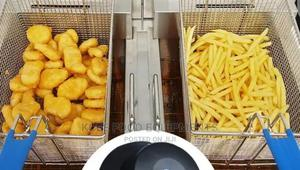 Double Chamber Deep Fryer 10litres Each   Restaurant & Catering Equipment for sale in Abuja (FCT) State, Wuse 2
