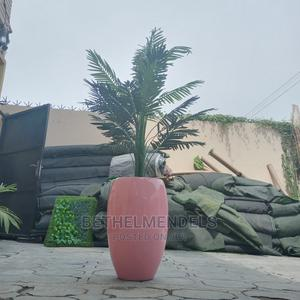 Cute Artificial Palm Plant In Lagos With Fiberglass For Sale   Garden for sale in Lagos State, Ikeja