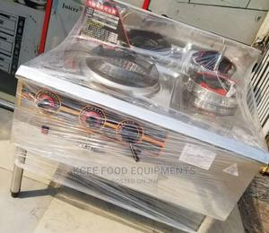 Chinese Cooker Single Burner | Restaurant & Catering Equipment for sale in Abuja (FCT) State, Central Business Dis