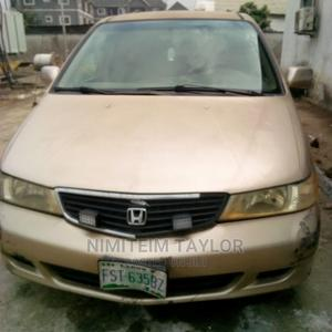 Honda Odyssey 2004 LX Automatic Gold | Cars for sale in Rivers State, Port-Harcourt