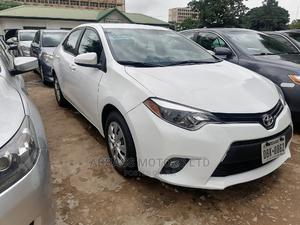 Toyota Corolla 2015 White | Cars for sale in Kaduna State, Kaduna / Kaduna State