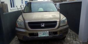 Honda Pilot 2006 Gold | Cars for sale in Lagos State, Ajah