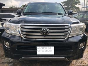 Toyota Land Cruiser 2015 Black   Cars for sale in Lagos State, Ikeja