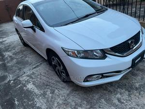 Honda Civic 2015 White | Cars for sale in Lagos State, Maryland
