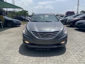 Hyundai Sonata 2013 Gray | Cars for sale in Lagos State, Lekki