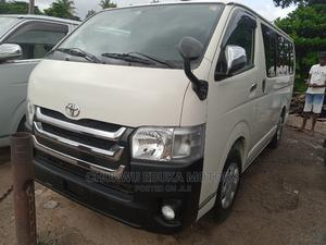 Toyota Hiace 2012 White   Buses & Microbuses for sale in Lagos State, Apapa