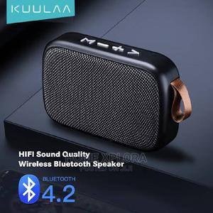 Mini Potable Wireless Bluetooth Speaker | Accessories for Mobile Phones & Tablets for sale in Lagos State, Lagos Island (Eko)