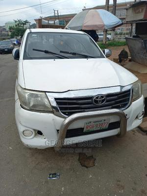 Toyota Hilux 2012 White | Cars for sale in Lagos State, Ikeja