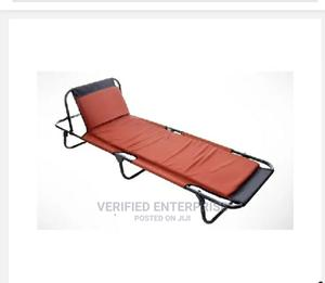 Foldable Camp Bed - Big Size   Camping Gear for sale in Lagos State, Lagos Island (Eko)