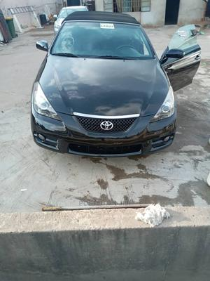 Toyota Solara 2007 Black   Cars for sale in Lagos State, Ogba