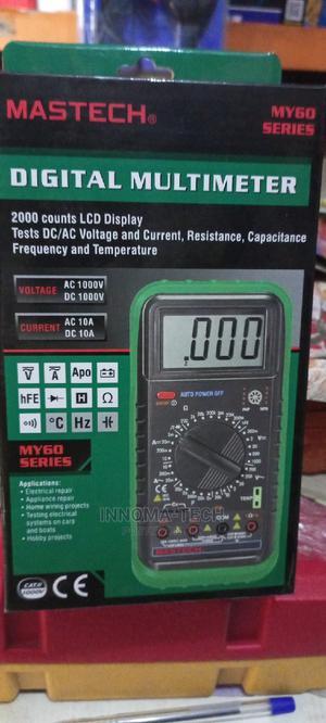 Digital Multimeter   Measuring & Layout Tools for sale in Lagos State, Ojo