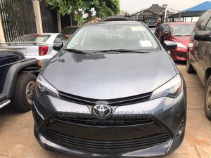 Toyota Corolla 2017 Gray | Cars for sale in Lagos State, Ojodu
