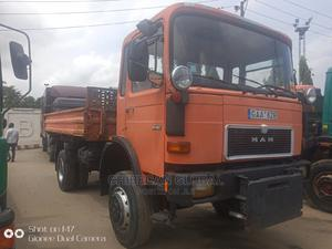 MAN Diesel Tipper With Auxilliary | Trucks & Trailers for sale in Lagos State, Apapa