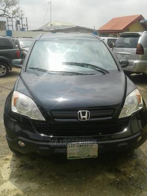Honda CR-V 2008 2.4 Black   Cars for sale in Lagos State, Ifako-Ijaiye