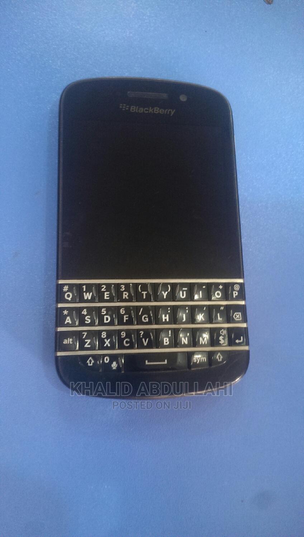 BlackBerry Q10 16 GB Black   Mobile Phones for sale in Kaduna / Kaduna State, Kaduna State, Nigeria
