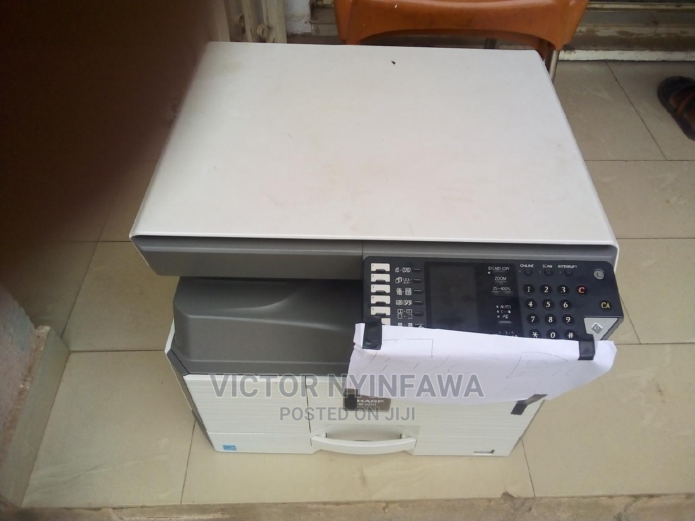 Archive: Sharp AR 6020.