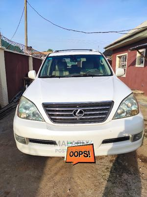 Lexus GX 2006 470 Sport Utility White | Cars for sale in Abuja (FCT) State, Lugbe District