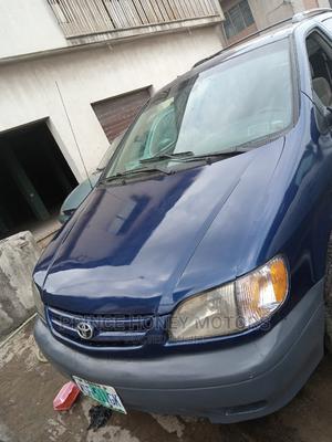 Toyota Sienna 2003 CE Blue   Cars for sale in Lagos State, Ifako-Ijaiye