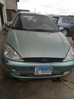 Ford Focus 2005 1.8 Green   Cars for sale in Lagos State, Ifako-Ijaiye