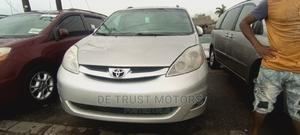 Toyota Sienna 2008 LE AWD Silver   Cars for sale in Lagos State, Apapa