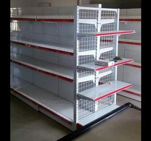 Single Side Supermarket Shelf   Restaurant & Catering Equipment for sale in Abuja (FCT) State, Central Business Dis