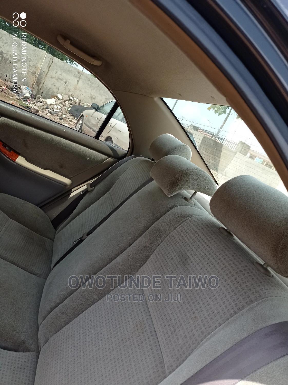 Archive: Toyota Corolla 2006 Black