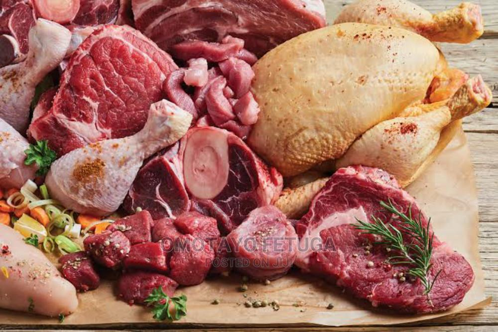 Turkey, Frozen Foods, Meat And Fish