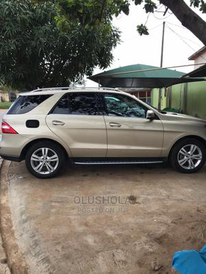 Mercedes-Benz M Class 2013 ML 350 4Matic Gold | Cars for sale in Lagos State, Alimosho