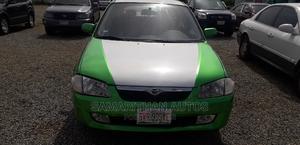 Mazda 626 1999 Wagon 2.0 Green   Cars for sale in Abuja (FCT) State, Kubwa