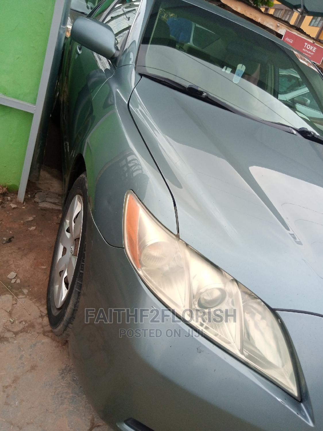 Toyota Camry 2007 Green | Cars for sale in Ikeja, Lagos State, Nigeria