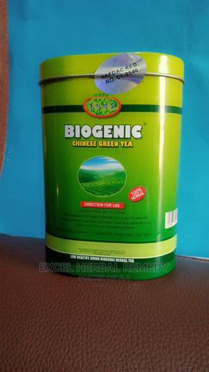 Biogeic Chinese Green Tea | Vitamins & Supplements for sale in Anambra State, Awka