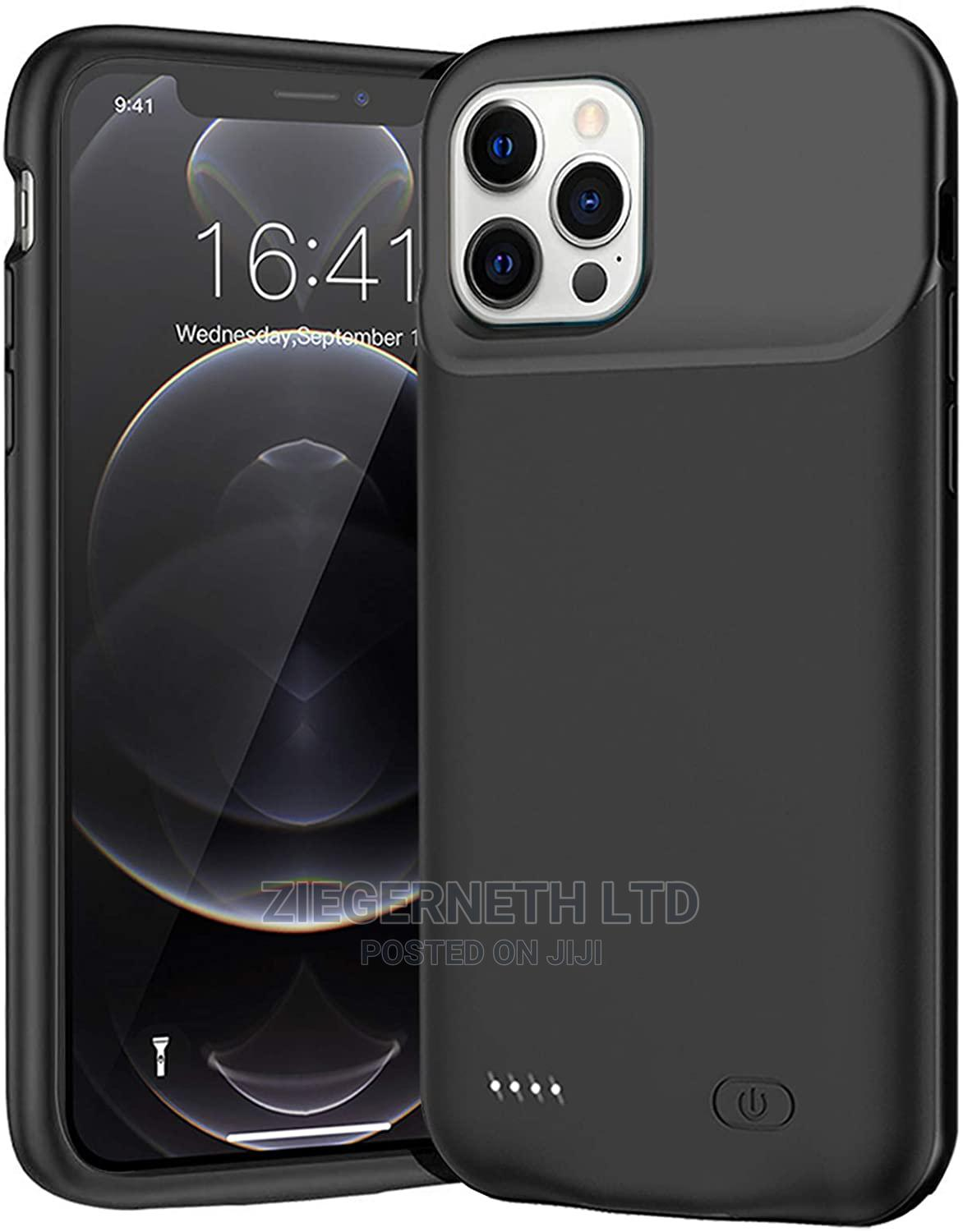 iPhone 12/12 Pro Battery Power Case