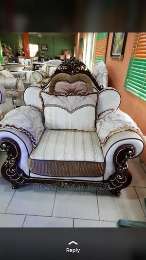 High Quality Complete Set of Royal Sofa Chair | Furniture for sale in Lagos State, Ikeja