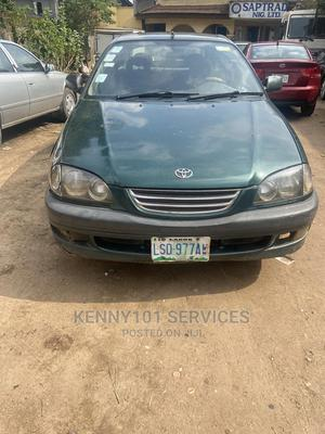 Toyota Avensis 2000 Green | Cars for sale in Lagos State, Abule Egba