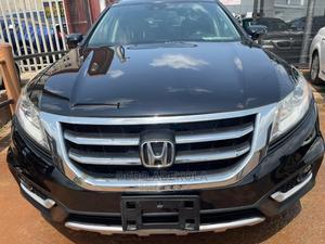 Honda Accord CrossTour 2014 EX-L Black | Cars for sale in Lagos State, Ikeja