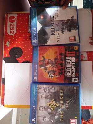 3 Ps4 Game CD for Sale | Video Games for sale in Abuja (FCT) State, Gwagwalada
