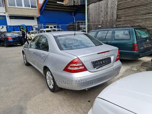 Mercedes-Benz C240 2002 Silver | Cars for sale in Lagos State, Apapa