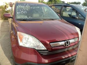 Honda CR-V 2008 2.4 LX 4x4 Automatic Red | Cars for sale in Kano State, Fagge