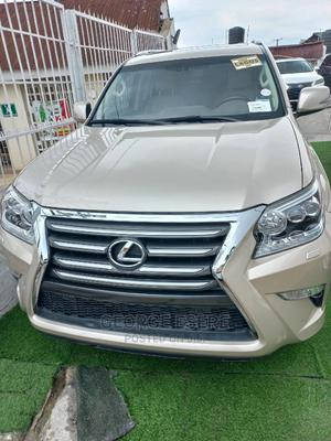 Lexus GX 2016 460 Luxury Gold | Cars for sale in Lagos State, Ikeja