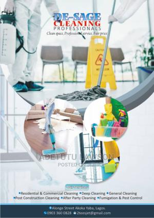 Professional Cleaning Services | Cleaning Services for sale in Lagos State, Yaba