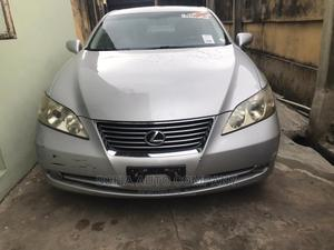 Lexus ES 2008 350 Silver | Cars for sale in Lagos State, Ogba