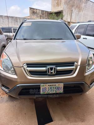 Honda CR-V 2005 Automatic Gold   Cars for sale in Kaduna State, Kaduna / Kaduna State