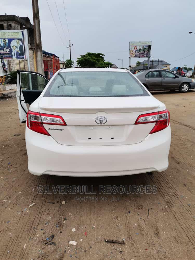 Toyota Camry 2012 White | Cars for sale in Ojo, Lagos State, Nigeria
