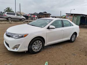Toyota Camry 2012 White | Cars for sale in Lagos State, Ojo