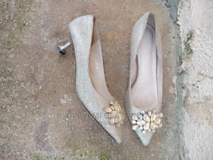 Bridal Golden Shoe for Sale | Shoes for sale in Abuja (FCT) State, Bwari
