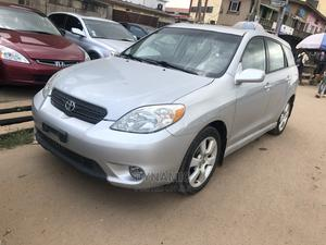 Toyota Matrix 2005 Silver | Cars for sale in Lagos State, Ogba