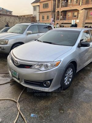 Toyota Camry 2012 Silver | Cars for sale in Lagos State, Lagos Island (Eko)