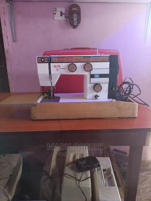 Alpha Zigzag and Straight Sewing Electric Sewing Machine | Manufacturing Equipment for sale in Lagos State, Alimosho
