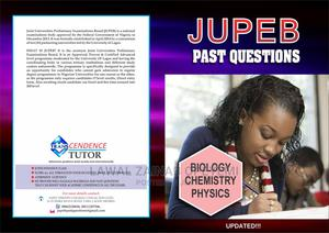 Jupeb Past Questions | Child Care & Education Services for sale in Lagos State, Yaba